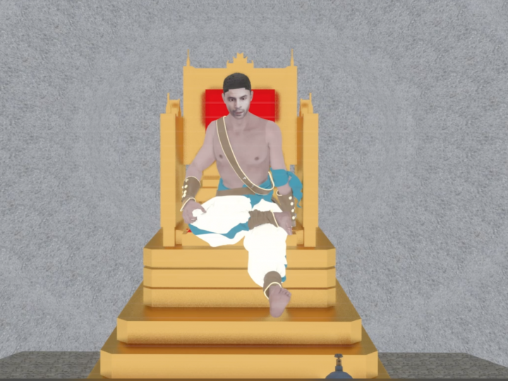 Perzische Prins presentatieparty