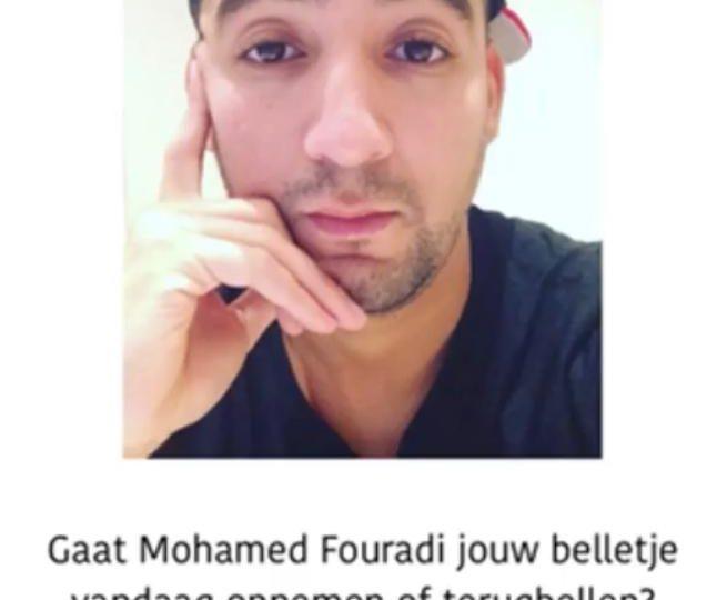 10 vragen aan Mo Fouradi